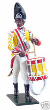 BRITAINS SOLDIERS REDCOATS DRUMMER 29TH 1768 44025