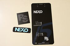 NEXO PS15 Logo Badge Combo