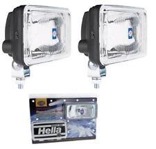 Hella Rectangle Comet 550 Series Driving Lamp Kit 12/24