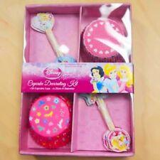 CUPCAKE Decorating KIT Princess Birthday Disney makes 24 Cupcakes