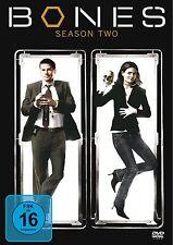 BONES - Die Knochenjägerin, Season 2 (6 DVDs) NEU+OVP