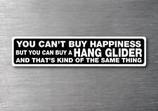 Buy a Hang Glider  sticker 7 yr water & fade proof vinyl sticker