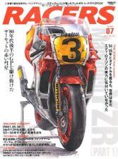 RACERS Vol.7 YZR500 Japanese book Eddie Ray Lawson YAMAHA HONDA