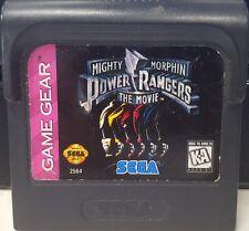 Mighty Morphin Power Rangers: The Movie (Sega Game Gear, 1994)