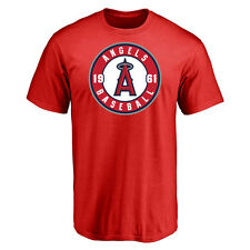 LOS ANGELES ANGELS OF ANAHEIM MENS T-SHIRT BASEBALL MLB JERSEY SIZES SMALL-2XL