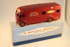 Dinky Toys 981 Horse Box Express near mint in box all original superb