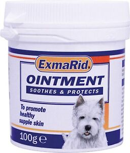 Ointment for Dogs with Dry & Itchy Skin, Soothe Skin Irritation, Cleanse & Disin
