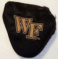 WF Headcover for golf large mallet style putters - cover only