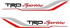 Toyota Hilux side TRD Sportivo decals stickers 700mm REVO M70 M80 2015 2016