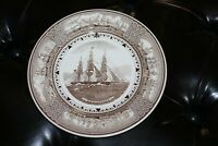Wedgwood American Clipper Ship Series Plate Nightingale Salad Plate