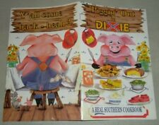 B000LD5RA4 PIGGIN OUT IN DIXIE, A COLLECTION OF OLD TIMEY SOUTHERN RECIPES