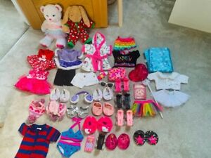 Build a Bear bundle. 2x Bears and loads of clothes and shoes as pictured