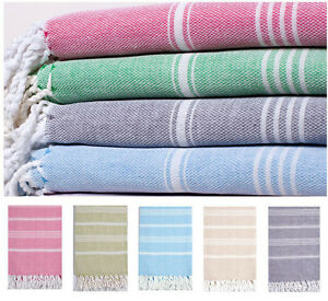 Cotton Fouta Turkish Towel Beach Bath Towel Hammam Pestemal Pestemal