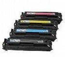 Re-Manufactured Toner Cartridge Full Set for HP CP5520/CP5525/M750/CE270A-CE273A