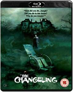 The Changeling - Standard Edition (Blu Ray) [Blu-ray] [DVD][Region 2]