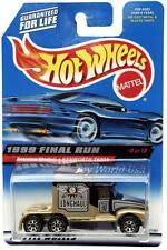 1999 Hot Wheels Final Run #03 Kenworth T600A