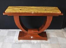 ART Deco MODANATURA console in Palissandro tabella tabelle Hall