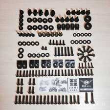 CNC Fairing Bolt Kit Body Screws Kit For KAWASAKI  Motorcycle ZX ZZR ER GTR ZXR