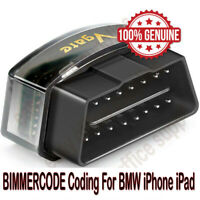 Bluetooth 4.0 Vgate iCar Pro BIMMERCODE Coding For BMW IOS Android OBD2