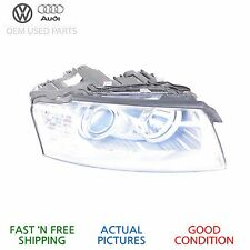 2004 - 2005 AUDI A8 D3 FRONT RIGHT PASSENGER HEADLIGHT - EXCELLENT CONDITION