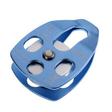 32KN Rock Climbing Pulley Sheave for Mountaineering Arborist Caving