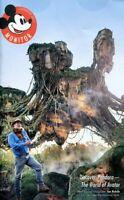 Pandora The World Of Avatar - Mickey Monitor Disney World Passholder Newsletter