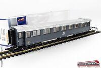 ROCO 74600 - H0 1:87 - Carrozza passeggeri FS serie Az 1°cl. Grigio Ardesia Ep.