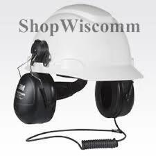 3M™ PELTOR™ Listen Only Headset (Mono) HTM79P3E-34 Helmet Mounted Style #RMN5133