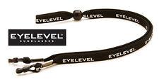 Occhiali da sole sunglass Cinghia fermo Occhiali Eye Wear Logo Black cavo CASE