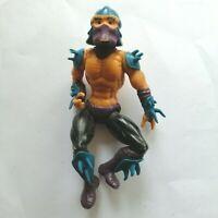 """Teenage Mutant Ninja Turtles Shredder Action Figure Playmates 1988 TMNT 5"""""""