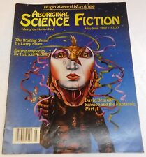 Aboriginal Science Fiction #15 – US magazine – May-June 1989 – Vol.3 No.3