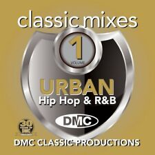 DMC Classic Mixes - Urban Megamix Hip Hop and R & B Classics DJ Music CD