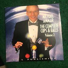 Michael Amar - The Complete Cups & Balls Volume 2 L&L Dvd