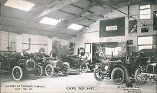 More details for bridlington. corner of purdon's garage, springfield avenue. cars for hire.