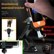 For Cell Phone GPS Universal Car Holder Windshield Dash Suction Cup Mount Stand