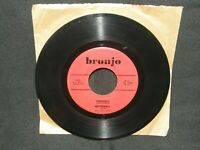 BUTTERBALL  TENDERLY / LOVER COME BACK TO ME / 45rpm BRONJO RECORDS BR-101