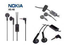 Genuine Original Handsfree HS-48 For Nokia 900 710 E5 C3 Nokia Lumia 800 650 950