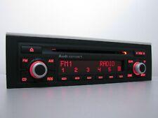 Grundig Audi Concert II CD A4 S4 B6 B7 S-Line CHROME 8E0 035 186 AA (VGC) !!!