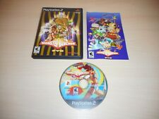 Monster Rancher Evo Complete PS2 Playstation 2 Game Black Label CIB