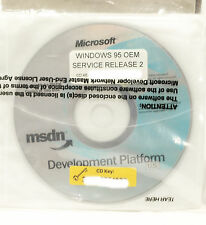 MSDN Microsoft  Windows 95 Service Release, Office 2000 Beta 2, Multi Disks