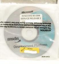 MSDN Microsoft  Windows 95 Service Release, Office 2000 Beta 2, Multi Disks