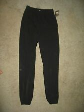 #7874 NEW WITH TAGS S.A. GEAR ATHLETIC FIT FLEECE PANTS MEN'S SMALL