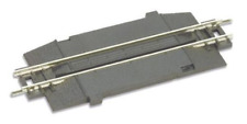 Peco ST-21 Straight Track Addon Unit, for level crossing N Gauge