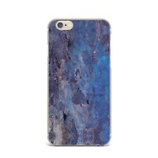 Cracked Stone Marble Design Silicone Rubber Gel Case For IPhone 4S 5S 6S 7+