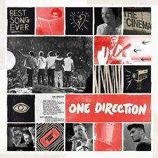 Best Song Ever Single by One Direction UK CD Aug 2013 Syco Music