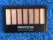Freedom Makeup London Pro Shade And Brighten - Stunning Rose Kit - MELB STOCK
