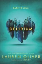 Delirium, Lauren Oliver, Good Condition, Book