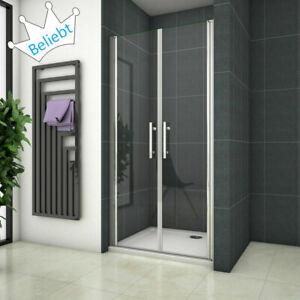 Duschtür Pendeltür Nischentür Duschabtrennung Duschkabine Schwingtür Dusche E