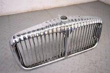 Jaguar SERIES 2 Daimler FRONT RADIATOR GRILLE XJ12 XJ6 CHROME FINISHER XJC COUPE
