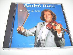 André Rieu - Strauss Strauß & Co * HOLLAND CD 1994 *